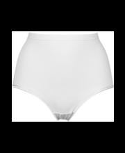 Naiste aluspüksid 3 paari valge, XXL
