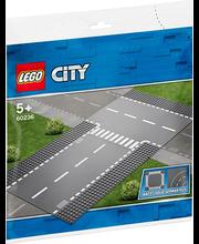 60236 City Sirge ja kolme tee ristmik