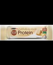 Proteiinibatoon krõbe valge šokolaadi, 60 g