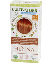 Taimne juuksevärv Henna 100 g