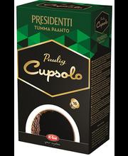 Kohvikapslid Presidentti Tumma Paahto 16 tk 136 g