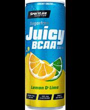 Sportlife Juicy BCAA sidruni-laimi maitseline, 0,33 l