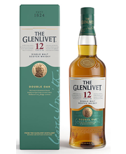 The Glenlivet 12YO Single Malt Scotch Whisky, 700 ml