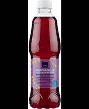 Rainbow jõhvika-mustsõstramaitseline kontsentraat 1+7, suhkruvaba, 500ml