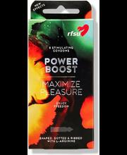 Kondoomid RFSU Power Boost 8 tk
