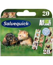 Plaastrid  animal planet 3suurust/20tk