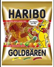 Haribo kuldkarud kummikommid 100 g