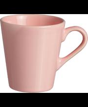 Kruus Edit 0,3 l, roosa fajanss