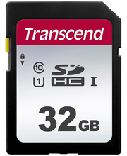 Mälukaart Transcend, 32 GB, U1 SD 300S