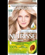Juuksevärv Nutrisse 9.132 Nude Light Blond