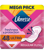 Libresse Ultra Normal hügieeniside 48 tk