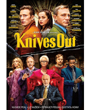 DVD Nugade peal / DVD Knives Out