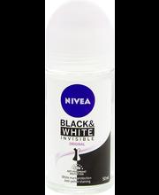 Rulldeodorant Black&White Original 50 ml
