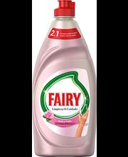 Fairy Rose&Satin nõudepesuvahend 500 ml