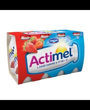 Maasika jogurtijook, 8x100g