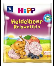 Hipp mustika riisivahlid 30 g, öko, alates 8-elukuust