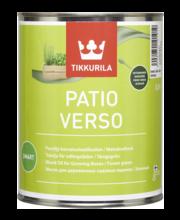 Mürgivaba puiduõli kasvuhoonele ja taimekastidele PATIO VERSO 0,9 Lmetsaroheline