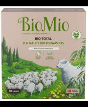 BioMio Nõudepesumasina tabletid 7-in-1 öko eukalüpti õliga, 3...