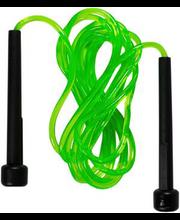 Hüppenöör 275 cm, roheline PVC