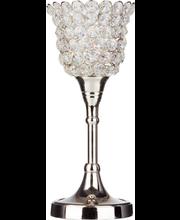 Küünlahoidja Kristall 25 cm