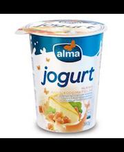 Muraka-juustukoogimaitseline jogurt