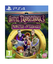 PS4 mäng Hotel Transylvania 3: Mosters Overboard