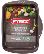 Ahjuvorm Pyrex Asimetria, 40 × 31 cm