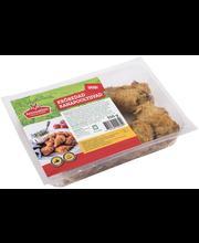 Krõbedad kanapooltiivad, küpsetatud 350 g
