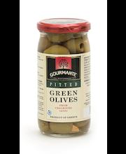 Rohelised oliivid kivideta 370/180 g