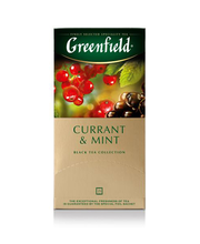 Must tee Currant&Mint 25 x 1,8 g