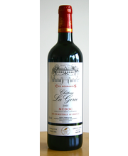 CHATEAU LA GORCE MEDOC 750 ML KPN VEIN