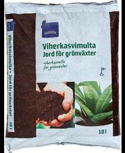 Muld rohelistele toataimedele 10 l