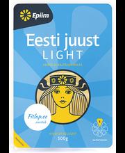 Eesti juust light, viilutatud, 500 g