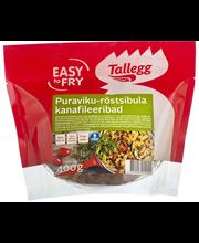 Kanafileeribad puraviku-röstsibula 400 g