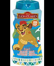 Vannivaht-shampoon 475ml Lõvikuningas