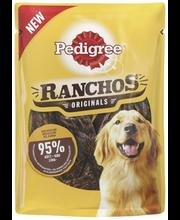 Pedigree Ranchos täiendsööt koertele kanalihaga, 70 g