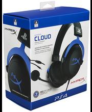 PS4 peakomplekt Hyperx Cloud
