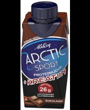 Arctic Sport proteiinijook šokolaadi-kreatiini 330 ml