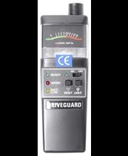 Alkomeeter, LED, 6 x AA patareid