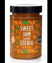 Good Good aprikoosimoos steviaga 330 g