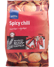 Rainbow Spicy Chilli rukkisuupisted 150 g