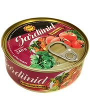 Atlandi sardiin tomatikastmes 240 g