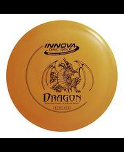 Discgolfi ketas DX Dragon, Draiveri