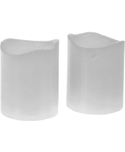 LED-vahaküünlad Tenna Mini 2tk (pakendis patareid 2x1xCR2032)