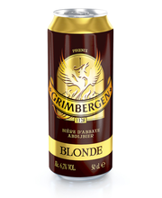 Grimbergen Blonde õlu 6,7% 500 ml