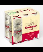 ALEXANDER 6-PAKK 5,2% 3,408 L ÕLU
