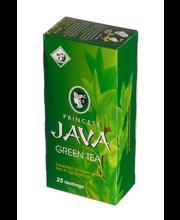 Roheline tee Printsess Java 25 x 2 g
