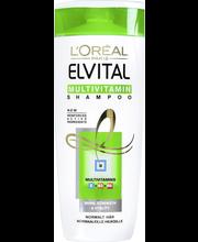 Shampoon Elvital Multivitamin 250 ml