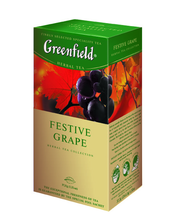 Ürditee Festive Grape 25 x 2 g