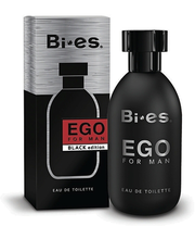 Tualettvesi bi-es ego black 100ml